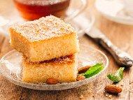 Лесен пандишпанов кекс